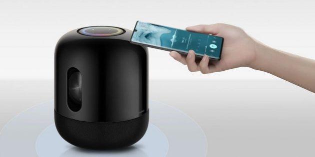 Huawei представила «умную» колонку Sound X