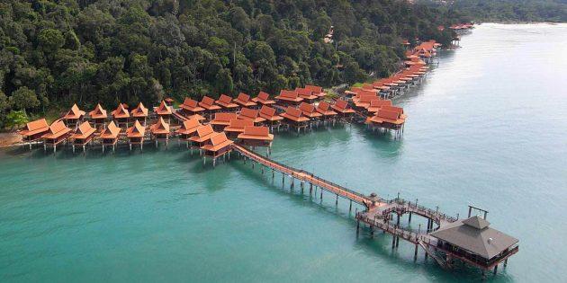 Отель Berjaya Langkawi Resort