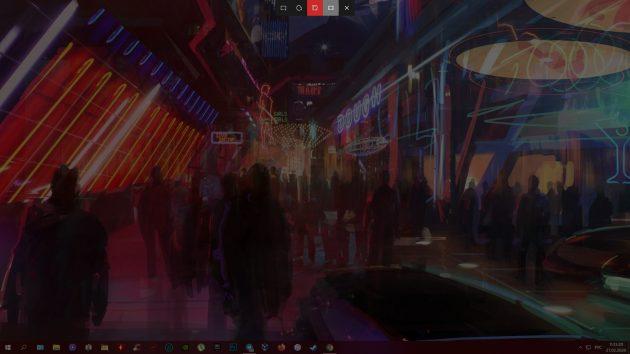 Как сделать скриншот на «Виндовс 10»: программа «Фрагмент и набросок»