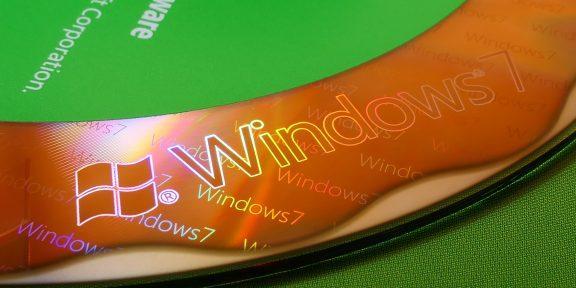 Количество атак на компьютеры с Windows7 увеличилось вдвое