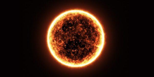фото Солнца