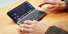 Штука дня: Astro Slide — 5G-смартфон с выдвижной QWERTY-клавиатурой