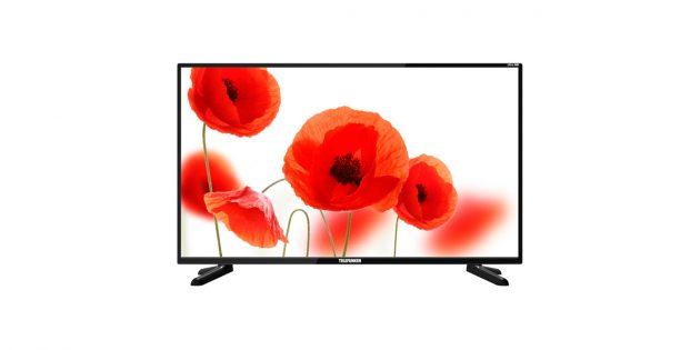 Телевизор Telefunken TF-LED50S50T2SU