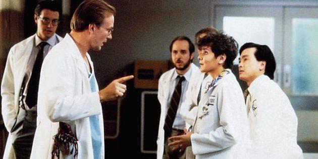 Лучшие фильмы про врачей и медицину: «Доктор»