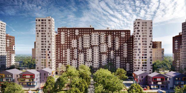 ЖК бизнес-класса «Румянцево‑Парк»: совместную жизнь можно начать здесь