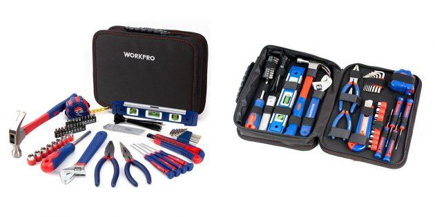 Набор инструментов Workpro