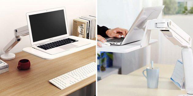 Кронштейн для ноутбука Loctek