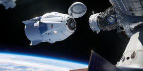 SpaceX отправит трёх туристов на МКС уже в следующем году