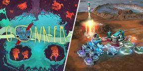 Epic Games Store раздаёт адски сложный платформер GoNNER и симулятор освоения Марса Offworld Trading Company