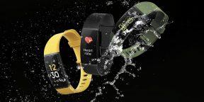 Realme Band — новый фитнес-браслет с цветным экраном и зарядкой через USB