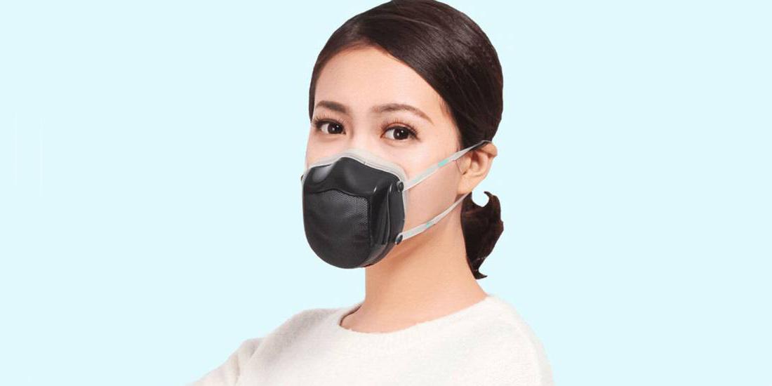 Xiaomi представила многоразовую маску-респиратор