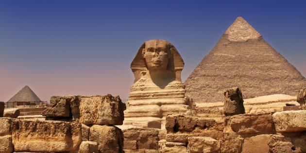 Исторические мифы: пирамиды строили рабы
