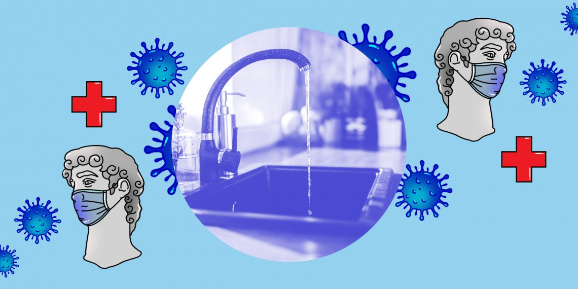 Может ли коронавирус оказаться в водопроводной воде