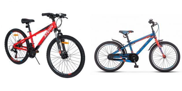 Что подарить мальчику: двухколёсный велосипед