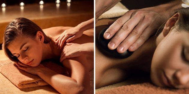 Скидки дня: массаж и спа‑процедуры
