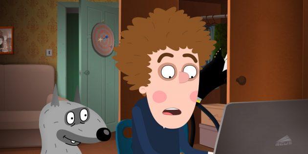 Как провести карантин с ребёнком: мультсериал «Приключения Пети и волка»