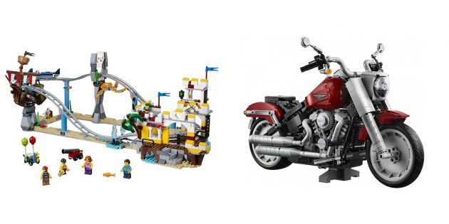 Что подарить подростку: конструктор LEGO Creator Expert