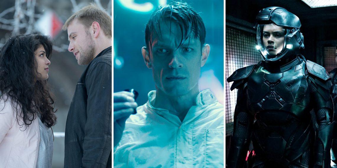 Опрос: какой сериал вы бы посоветовали посмотреть?