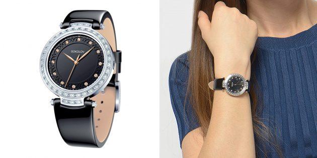 Часы Sokolov