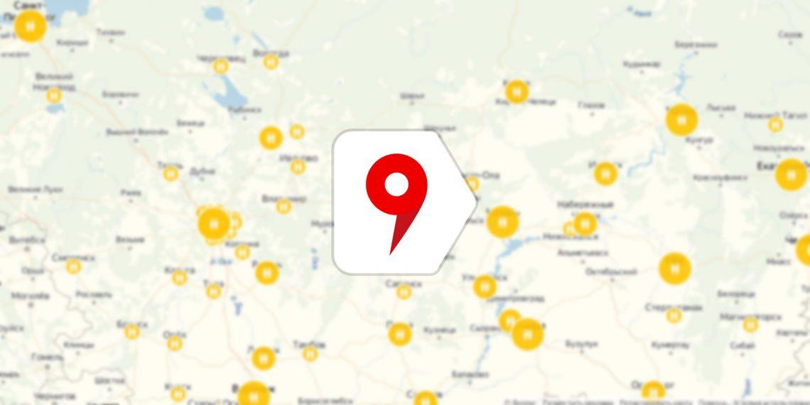«Яндекс» покажет уровень самоизоляции в России