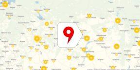 «Яндекс» начал оценивать уровень самоизоляции в городах России