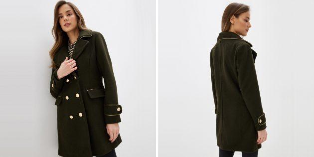 Пальто от B.Style