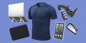Электронная зажигалка, Bluetooth-лампочка, подставка для ноутбука, и другие полезные мелочи с AliExpress