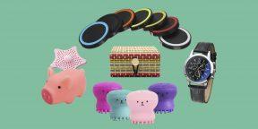 Миниатюрная отвёртка, игрушка для собак, наушники и другие полезные мелочи с AliExpress