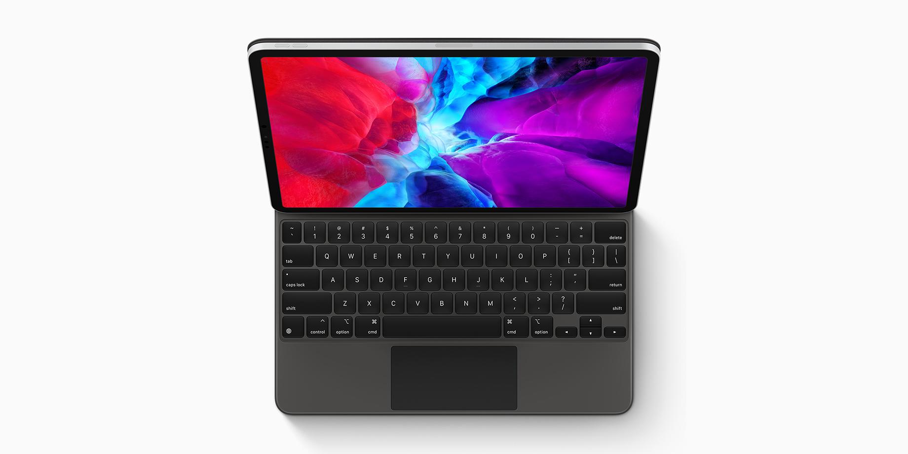 Apple представила новый iPad Pro и Magic Keyboard