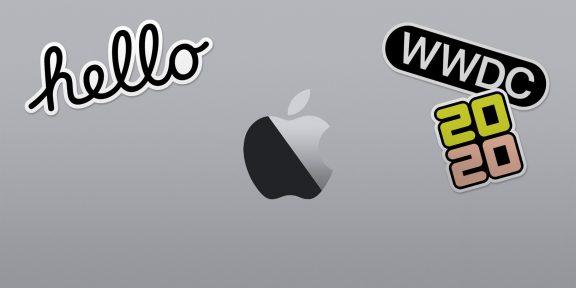 Apple впервые проведёт конференцию WWDC в онлайн-формате