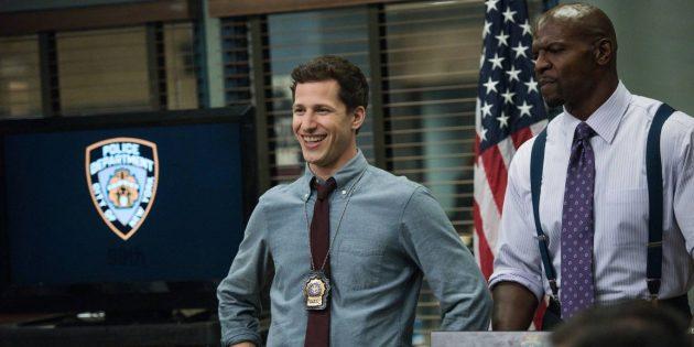 Сериал про полицейских «Бруклин 9-9»