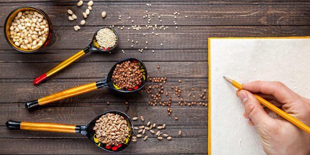 Куда девать запасы гречки: создайте панно или картину