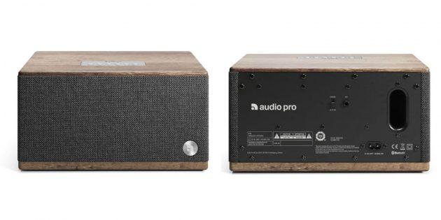 Портативная колонка Audio Pro BT5