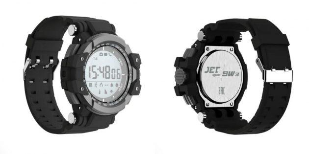 Наручные часы Jet Sport SW-3