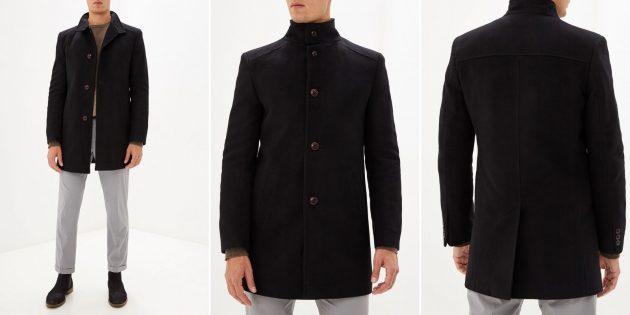 Пальто от Berkytt