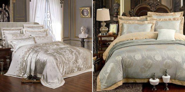 Нарядное постельное бельё
