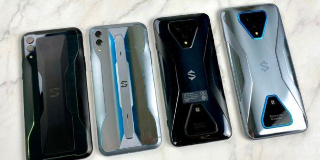 Xiaomi представила игровой смартфон Black Shark 3 с необычным модулем камеры и топовыми характеристиками