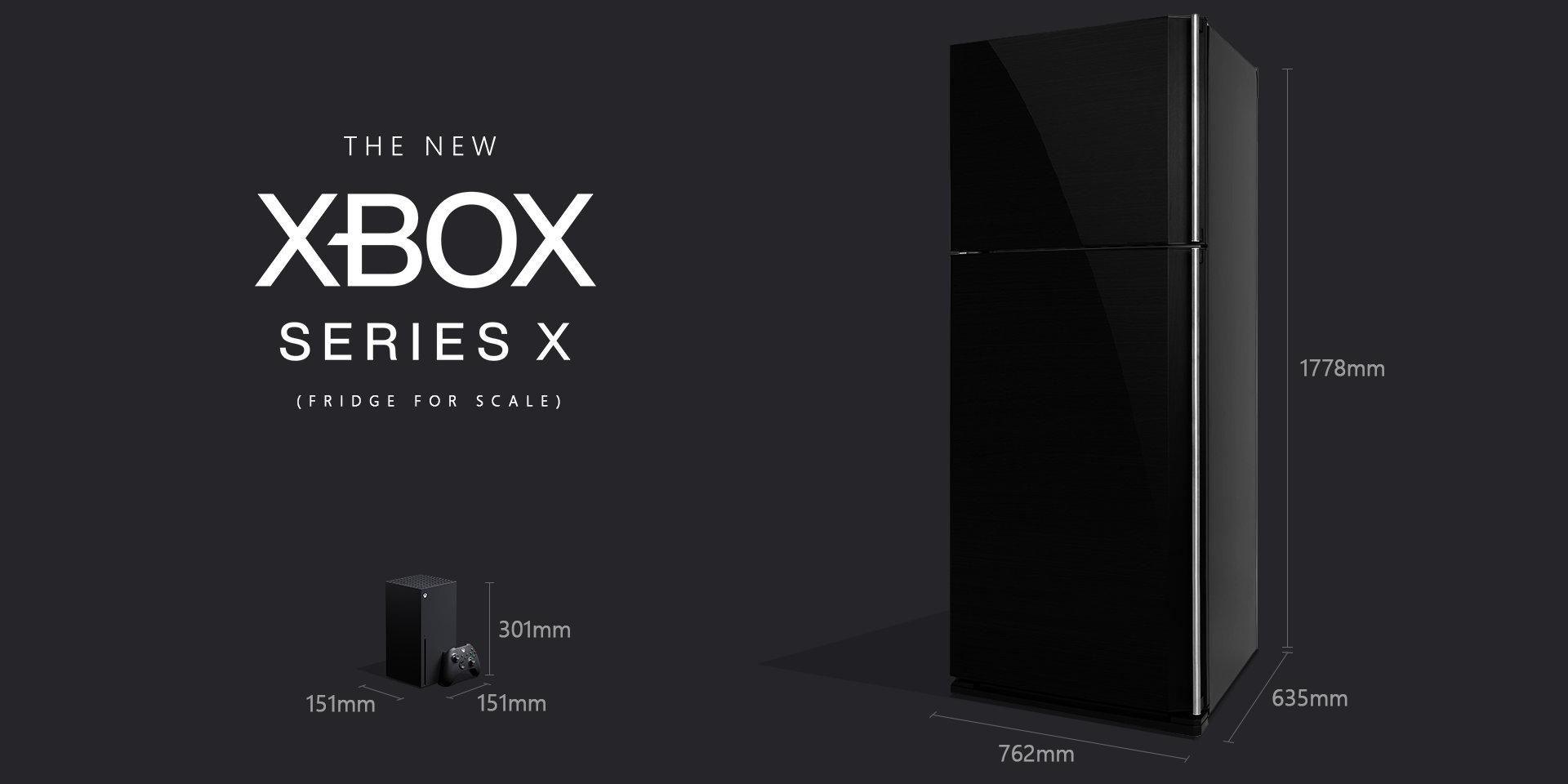 Microsoft опубликовала все характеристики Xbox Series X