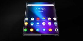 TCL показала смартфон с раздвижным экраном и планшет, который можно сложить втрое