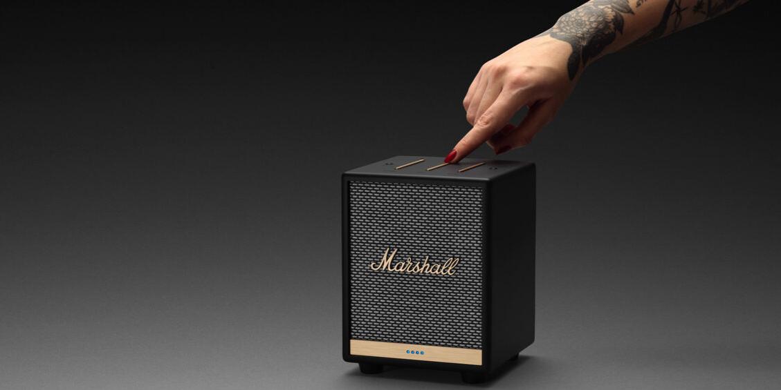 Marshall представила умную колонку Uxbridge Voice