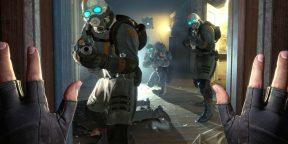 В Steam состоялся релиз Half-Life: Alyx