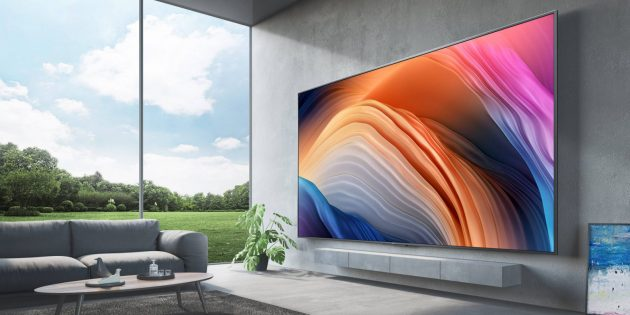 Xiaomi представила гигантский 98-дюймовый телевизор Redmi TV MAX