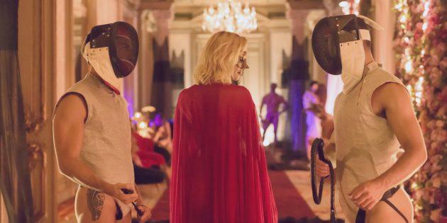Кадр из сериала «Влечение»