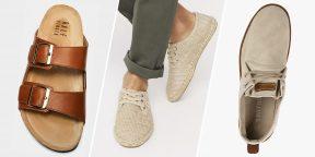 Какую обувь носить мужчинам этой весной и летом