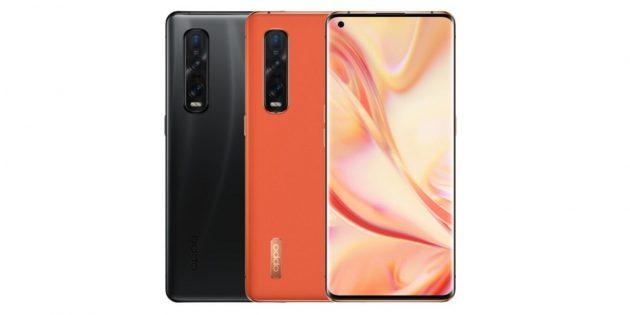 Новые смартфоны: OPPO Find X2Pro