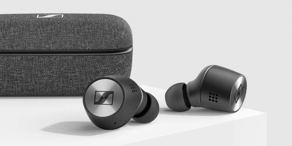 Sennheiser представила наушники Momentum True Wireless 2 с активным шумоподавлением и aptX