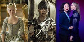 Главное о кино за неделю: трейлер 3 сезона «Убивая Еву», новый мультсериал от создателя «Рика и Морти» и не только