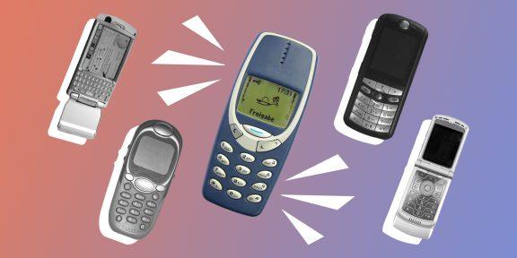 ТЕСТ: Помните ли вы культовые телефоны прошлых лет?