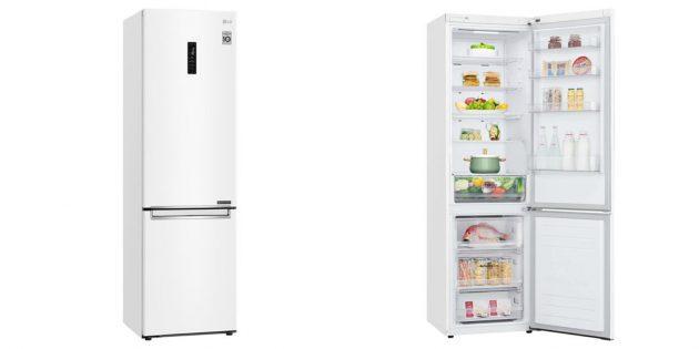 Холодильник LG DoorCooling+ GA-B509SQKL