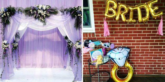 8магазинов на AliExpress для подготовки к свадьбе: Party decoration favor